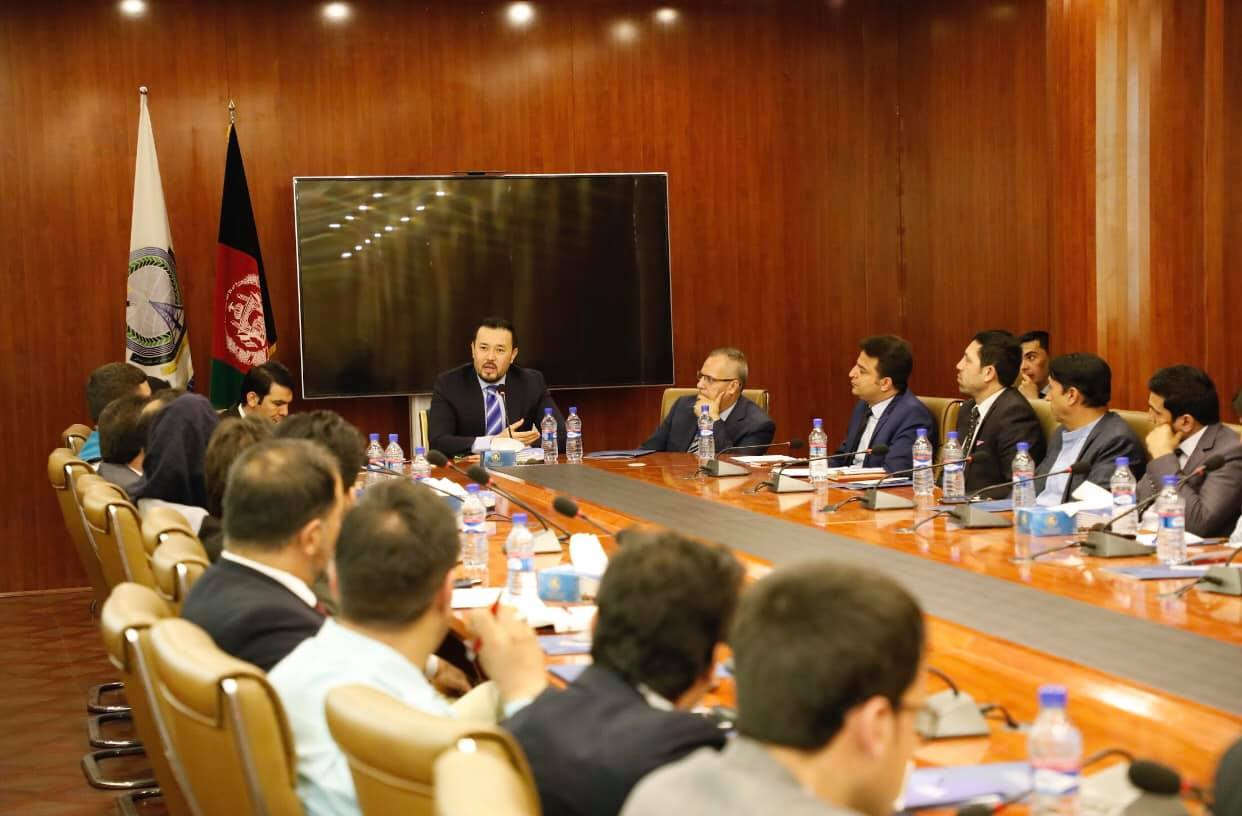 Afghanistan would not lag behind in the course of extensive growth of technology in the world