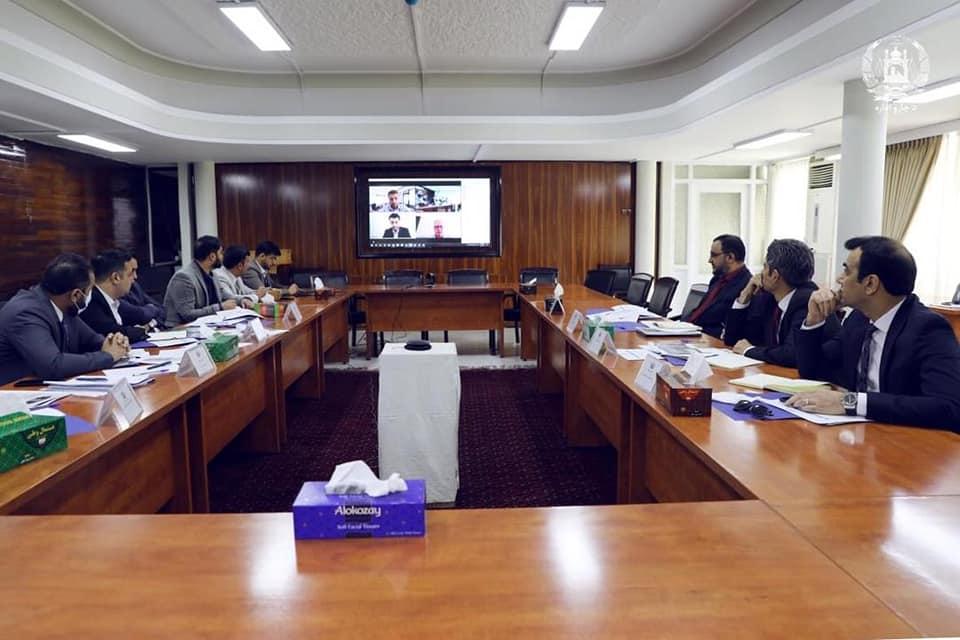 دومین جلسه کارگروه کمیسیون دیجیتالسازی ادارات دولتی برگزار شد