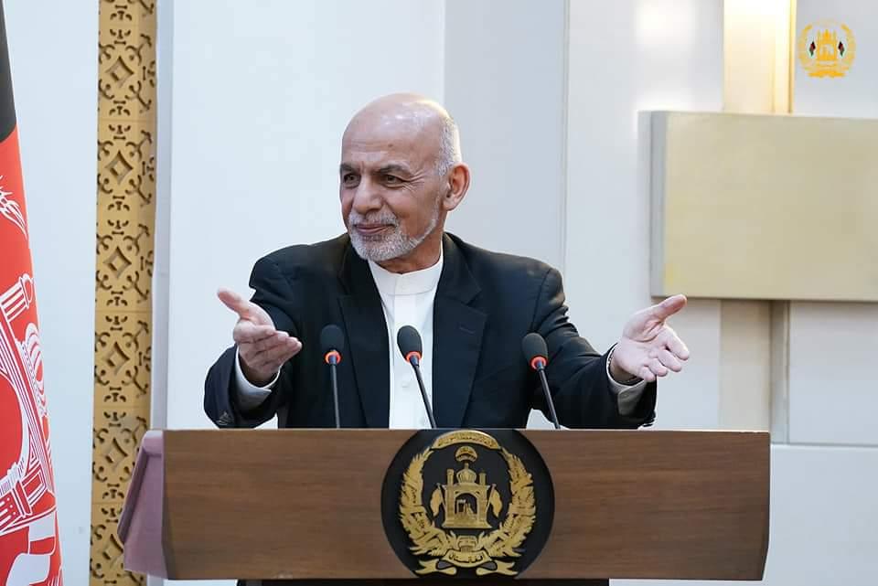 رییس جمهور محمد اشرف غنی در سخنانش ضمن تبریکى روز جهانی مخابرات و جامعه اطلاعاتی، نقش تکنالوژی در عرصههای مختلف از جمله حكومتداری را مهم خواند