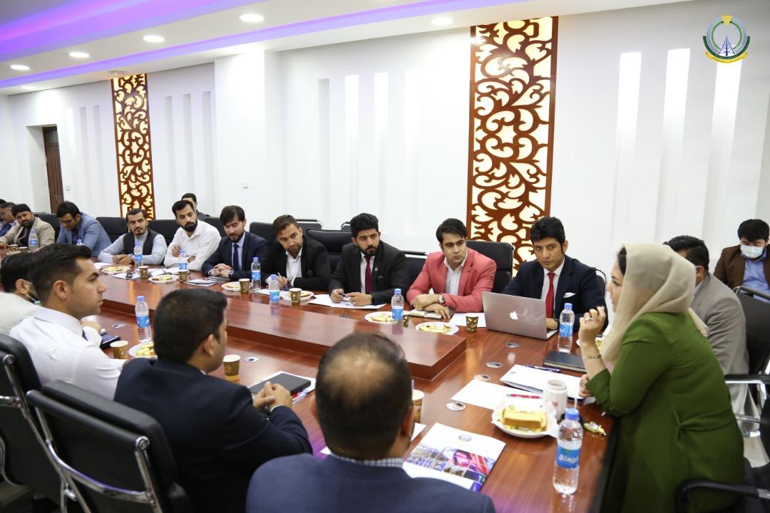 معصومه خاوری وزیر مخابرات و تکنالوژی معلوماتی درپایان این جلسه، ایجاد مرکز ملی معلومات افغانستان را یک ضرورت عاجل و اساسی خواند
