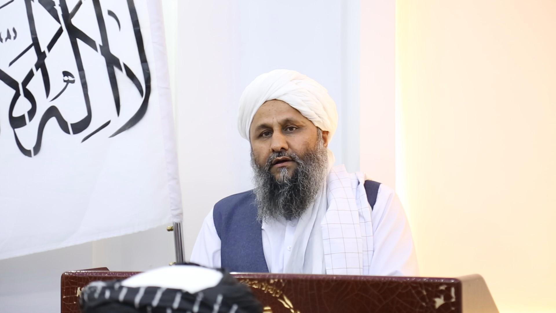 محترم مولوی نجیب الله حقانی سرپرست وزارت مخابرات و تکنالوژی معلوماتی به طور مفصل روی اهداف کاری خود در سکتور مخابرات صحبت کرد.